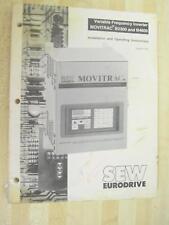 Sew Eurodrive B2300 And B4600 Manual