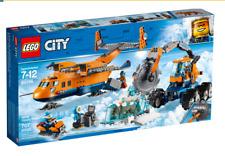 LEGO City Arctic Supply Plane 60196 New
