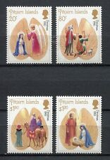 25169) PITCAIRN 1991 MNH Neu Christmas Weihnachten 4v