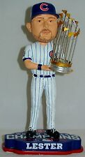 2016 Chicago Cubs World Series Champions JON LESTER Bobblehead -  IN HAND!