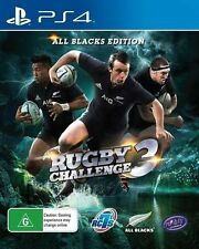 All Blacks Rugby Challenge 3 Ps4