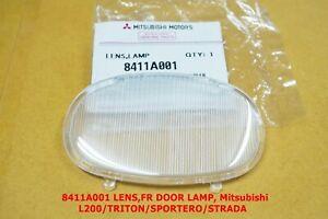 8411A001 LENS,FR DOOR LAMP For  Mitsubishi L200 Triton /TRITON/SPORTERO/STRADA