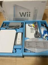 Nintendo Wii White Console (RVL-S-WD) Bundle - GameCube Compatible Video Game