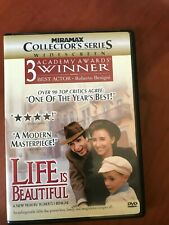 Miramax Collector's Series Life Is Beautiful