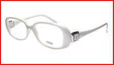 94e1897775 FENDI Eyeglasses Frame F900 (208) Women Acetate Cream Italy Made 52-15-