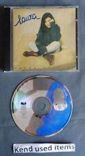 LAURA PAUSINI Laura CD 10 tr 1994 Germany CGD 4509-95573-2 album pop vocal VG++