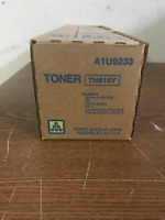 Konica minolta Toner TN616Y GENUINE for Bizhub 7000