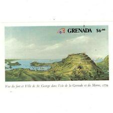 Grenada - 1989 - Philex France - Souvenir Sheet - Mnh (Scott#1733)
