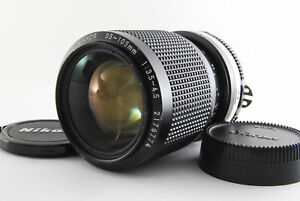 [Exc+5] Nikon Nikkor Ai-S 35-105mm f/3.5-4.5 AIS MF Zoom Lens From JAPAN