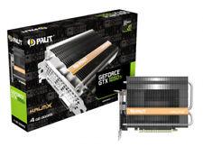 Cartes graphiques et vidéo NVIDIA GeForce GTX 1050 Ti pour ordinateur GDDR 5 avec mémoire de 1,5 Go