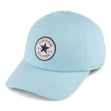 CONVERSE MENS/WOMEN BASEBALL CAP.OCEAN BLISS ADJUSTABLE SNAPBACK CURVED PEAK HAT
