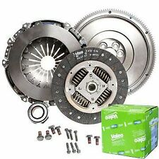 FOR PEUGEOT EXPERT 2.0 HDI SOLID MASS FLYWHEEL CLUTCH KIT 120 1/07 -