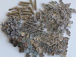Label Anhänger Etikett Metall HANDMADE Auswahl versch. Designs Nähen Hobby DIY