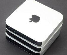 Lot (3) Apple Mac Mini A1347 Intel i5-2415 2.36 GHz 500GB 8 RAM High Sierra
