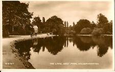 WOLVERHAMPTON (Staffordshire) : The Lake,West Park RP-VALENTINE'S