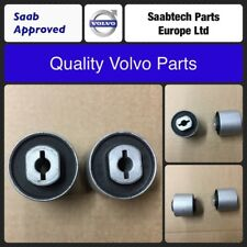 VOLVO XC90 V70 S60 S80 XC70 REAR SUSPENSION TRAILING ARM BUSH - PAIR - 31277893