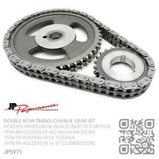 TIMING CHAIN DOUBLE ROW 253-308 V8 MOTOR [HOLDEN LH-LX TORANA A9X SLR5000 L34 SS