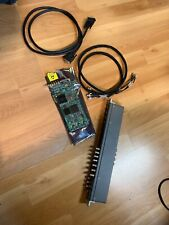 Aja Kona 3 10bit Hd Capture Card with K3 Breakout Box and Cables