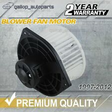 Heater Fan Blower Motor For Nissan Patrol GU Y61 1997-2012 Airconditioning Cabin