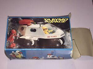 RETRO BOXED PLAYMOBIL PLAYMO SPACE SET No 3534
