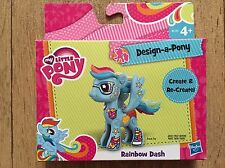 My Little Pony Design-a-Pony Create & Re-Create MLP Fun Assortment Ideal Gift