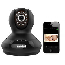 720P HD Wireless WiFi IP Camera Home Security Network CCTV IP65 PT Night Vision