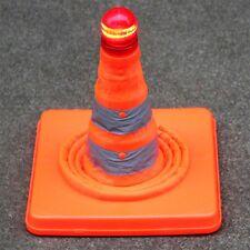 LED Road Hazard Skip Light Flashing Scaffolding Traffic Cone Safety Strobe L