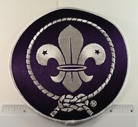 24th World Scout Jamboree 2019 - Back Patch - 6""