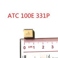 ATC 100E331GW 330P RF Microwave Capacitors HF/RF power applications 100E331