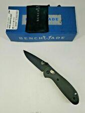 Benchmade - Mini Griptilian 556 EDC Manual Open Folding Knife 556BKOD-S30V