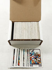 Lot of (300) 1990 Comic Images Marvel Captain America Trading Cards ^ Avg Nm/Mt