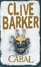 Cabal,Clive Barker- 9780006176664