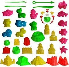 Mukool Sand Molding Tools 42pcs Mold Activity Set Compatible with Any Molding Sa