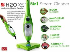 Danoz H20 X5 Lite Steamer [GREEN] + 12 Months WARRANTY✓ AUTHENTIC✓ 5-IN-1✓