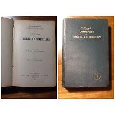 GIUSTO CORONEDI - COMPENDIO DI FARMACOLOGIA E FARMACOTERAPIA - VALLARDI 1923