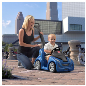 Toddler Kids Car Ride On Push Around Buggy Outdoor Play Fun Toy For Infant Child