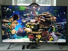 Samsung 75 inch 4K QLED HDR Smart tv. Mint condition.