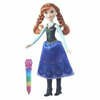 Disney Frozen Disney Frozen Crystal Glow Anna Doll Hasbro Ages 3+ Toy Girls Play