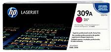 Genuine HP Q2673A Magenta Toner Cartridge 309A New Open Box