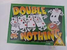 Double or Nothing Kartenspiel Piatnik NEU