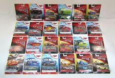 Lot of 20+ Disney Pixar CARS Toys MOC NEW Die Cast Mattel