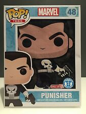 Funko POP! Tees Target Exclusive Marvel Punisher #48 - Unisex T-Shirt Size SMALL