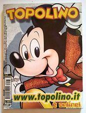 Topolino n.2477 * 20 maggio 2003 * Walt Disney - Mondadori
