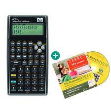 HP 35s CALCOLATRICE + la matematica Fritz apprendimento CD