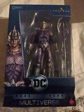DC Multiverse Aquaman Movie ORM Trench Warrior Mattel Patrick Wilson 2018