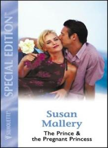 The Prince and the Pregnant Princess (Special Edition),Susan Mallery