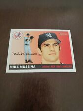 2004 Topps Heritage Mike Mussina #224 Yankees