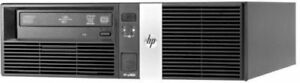 HP RP5800 Retail System(POS)PC,Intel Pentium G850,2.9GHZ,4GB,250GB,DVDWin 10 Pro
