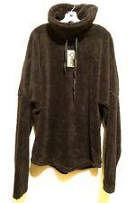 BSP Womens Black Fuzzy Jacket Size 2x