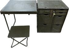 US GI Field Desk - Very Cool Vintage Desk - UNUSED & AUTHENTIC